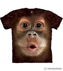 Big Face <b>Animal T</b>-<b>Shirts</b> | The Mountain
