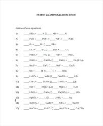 balancing equations practice worksheet answers unique custom writing essays services new world bistro my real life