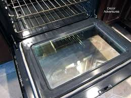 oven door glass replacement luxury oven door glass replacement how to clean oven door glass in