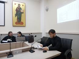 января состоялось очередное заседание кафедры Церковно   кандидатской диссертации all focus