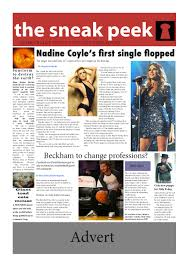 Magazine Newsletter Design Broadsheet Tabloid Magazine And Newsletter Design In