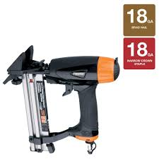 freeman 18 gauge pneumatic 4 in 1 mini flooring nailer and stapler