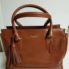 Coach 19890 Legacy Leather Medium Candace Carryall