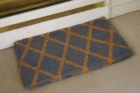 modern doormat modern door mat luxury high end door mats for