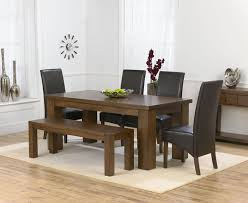 table 4 chairs and bench. dining table 4 chairs and bench » room decor ideas showcase design k