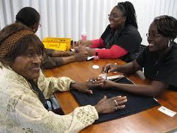 city of lauderhill seniors senior center nails