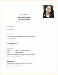 Sample Resume For Job Interview Generous Samples Of Resume For Job Interview Pictures Inspiration 21