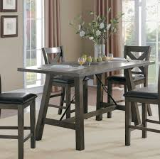 gray dining room table. Top 75 Superlative Gray Wood Kitchen Table Round Marble Dining And Chairs Distressed Grey Set Flair Room T