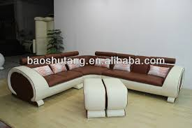 modern design sofa sets with s brown er couch l shape seater white leather base wooden flooring plete stylish for furniture living room