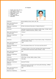 8 Resume Example For Job Application Handy Man Resume