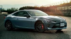 Toyota GT 86 GT Limited Black Package for Japan, refined handling ...