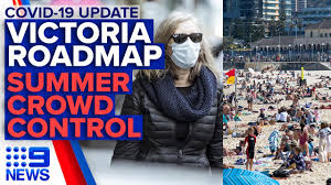 Mr andrews has been reluctant to say when that roadmap out of lockdown will be revealed. Coronavirus Victoria Lockdown Roadmap Summer Crowds Plan 9news Australia Youtube