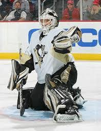 Pittsburgh Penguins goaltending history : Brent Johnson