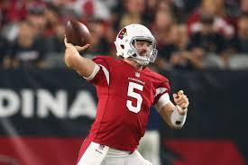 Arizona Cardinals Quarterback Depth Chart Is Established