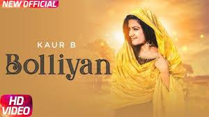 bolliyan full video kaur b latest punjabi song 2018 sd records