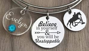 get ations equestrian bracelet equestrian jewelry horse bracelet horse rider gift equestrian gift
