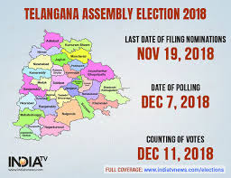 Image result for central police forces in Telangana elections