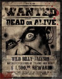 Wanted Poster Design Design Trends Premium Psd Vector