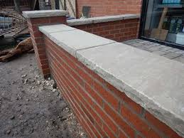 50mm wall copings natural sandstone