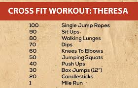the theresa workout