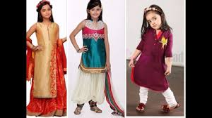Suit Design Latest 2017 Latest Child Girl Punjabi Suit Design 2017 Fashion