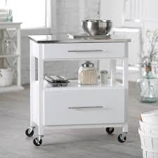 White Kitchen Island With Granite Top Kitchen Islands Small Rolling Table Combined Kitchen Island With