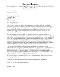good cover letter sales manager sample cover letter for sales position