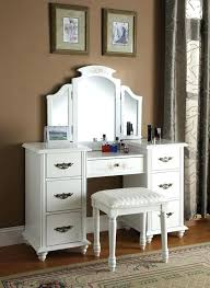 vanity table with light up mirror desk dressing table with lights around mirror bedroom light up