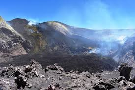Mount etna is a complex stratovolcano which towers 3340m over the city of catania on the mediterranean island of sicily. Visit Volcano Etna Home Facebook