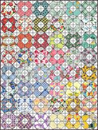 298 best Quilter's Cache Quilt Blocks images on Pinterest ... & Tallahassee Quilt Pattern from The Quilter's Cache Adamdwight.com