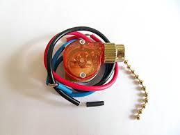 genuine zing ear ceiling fan light lamp replacement pull chain 3 genuine zing ear ceiling fan light lamp replacement pull chain 3 way switch ze
