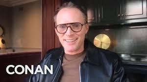 CONAN: Paul Bettany Full Interview - CONAN on TBS - YouTube