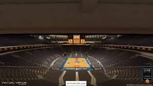 madison square garden seating chart view from section 204