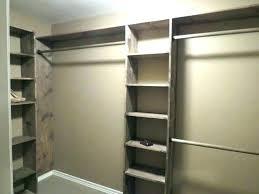 do it yourself closet organizer how to build a closet organizer plans for closet organizer build