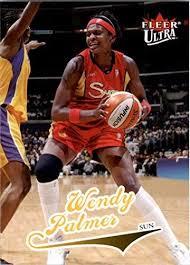 Amazon.com: 2004 Ultra WNBA #31 Wendy Palmer WNBA Basketball Trading Card:  Collectibles & Fine Art