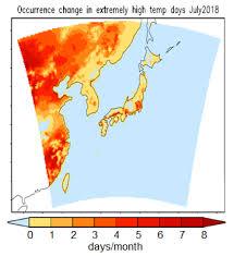 Japan Climate Chart Japans Deadly 2018 Heatwave Could Not Have Happened