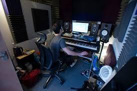 bedroom music studio.  Music Creative Space Music Studio Bedroom Inside Bedroom Music Studio M