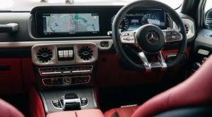 There's plenty of space for passengers, but overall cargo capacity trails class rivals. 2021 Mercedes Benz G Wagon Design Interior Engine Price And Date 2020 2021 Auto Review