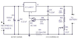 lead acid battery charger circuit lead acid battery charger lead acid battery charger circuit diagram