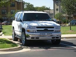 Ty_Fighter 2001 Chevrolet Tahoe Specs, Photos, Modification Info ...