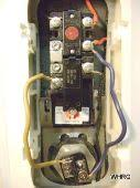 electric water heater thermostat replacement guide water heater wiring red to white at Water Heater Thermostat Wiring Diagram
