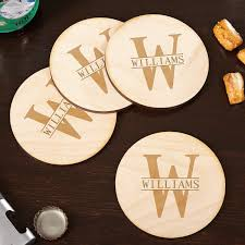 5492 oakmont handcrafted custom wooden drink coasters jpg