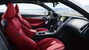 2018 infiniti q60. simple q60 2018 infiniti q60 coupe interior details in infiniti q60