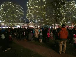 Tree Lighting Reading Ma Bedford Celebrates Winter Updates For December 7 8 The
