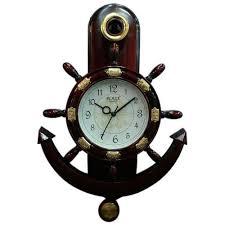 fancy pendulum wall clock at rs 180