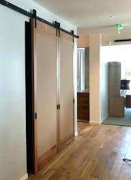 rustic closet doors barn door style kitchen large sliding room dividers hardware traditional ideas for derby