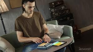 Музыкальный <b>контроллер RAINBO</b> и игра <b>PIGA Music</b> - посмотри ...