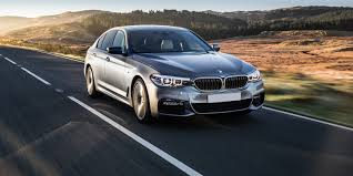 BMW 5 Series Review   carwow
