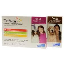 trifexis without vet prescription. Modren Vet Trifexis Spinosad  Milbemycin Oxime Chewable Tablets For Dogs For Without Vet Prescription I