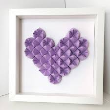 origami wall art gallery craft design ideas with nvga wall art image 12 of